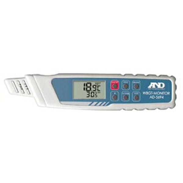 (送料無料)(暑さ対策 グッズ)熱中症指数モニター HO-151 (労働環境の安全管理に最適)(ユニット)