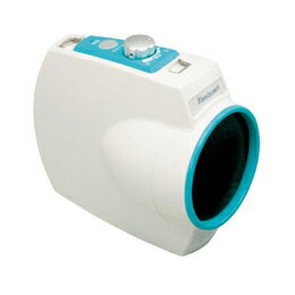 (送料無料) タニザワ/谷沢製作所 ハンドフリー拡声器 らくらくホーンII (電池を入れても510gの超軽量 ハンドフリータイプ拡声器)