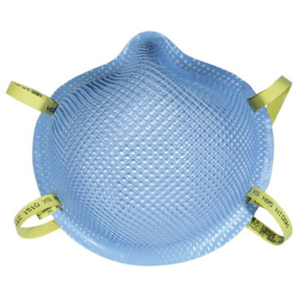 Medical Standard M Moldex Mask Pieces Pm2 Atmospheric Respirators Size xs 5 1500-n95 Used For Pollution Locker 5 Ash N95 Disposable Dustproof