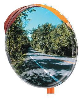 丸型カーブミラー 800φ ステンレス製 Z 道路反射鏡 設置基準合格品 ナック・ケイ・エス【大型商品・個人宅配送不可/代引き不可】