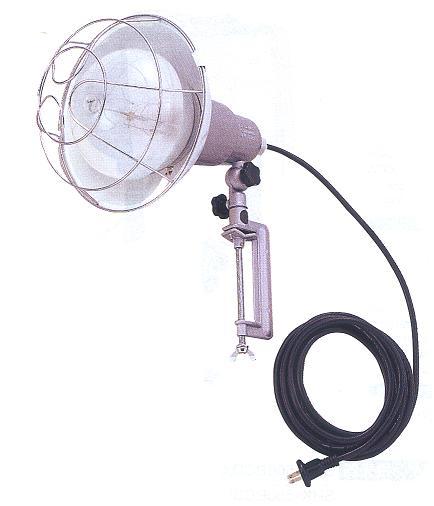 水銀灯 投光器 300W 110V用 5mコード付 水銀投光器 ST-300