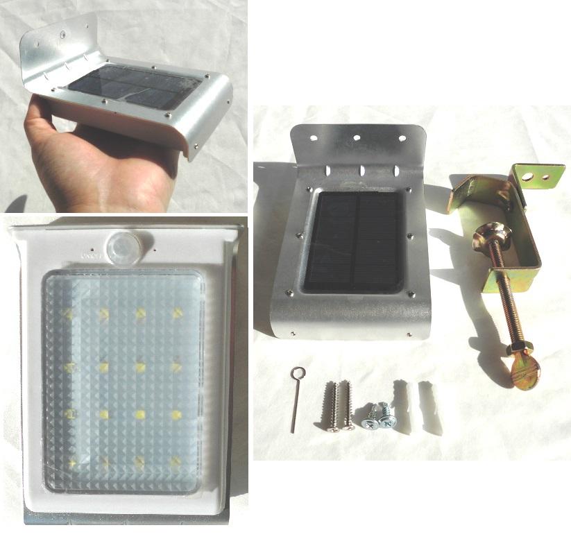高品質新品 リニューアル 新作多数 明るさ今までの1.5倍 ソーラー式 LEDマルチライト 看板照明灯 単管取り付け金具付 看板