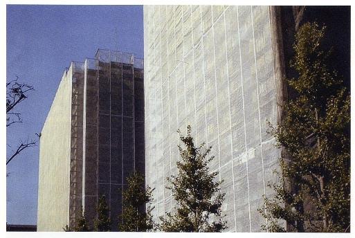 飛散防止ネット 塗装用飛散防止メッシュ 10枚セット 1.8×5.1m