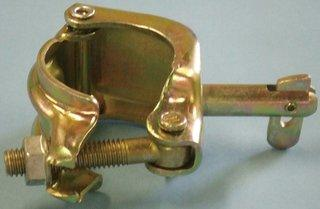 単クランプ 筋交い止めクランプ φ48.6・φ42.7兼用 50個セット