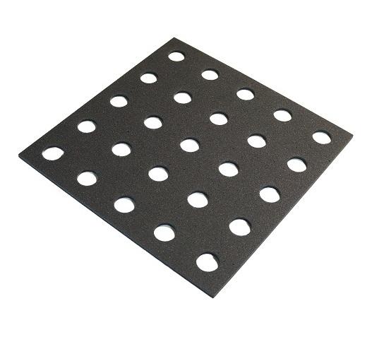 点字フラットカバー  ポイントタイプ用 300×300 100枚セット