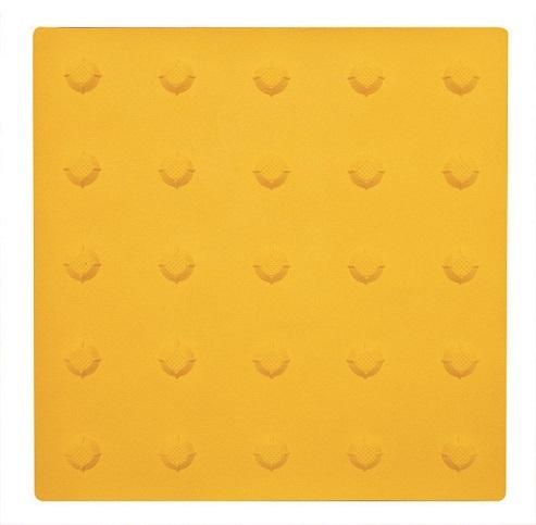点字パネル(ラバータイプ)  300×300 20枚セット