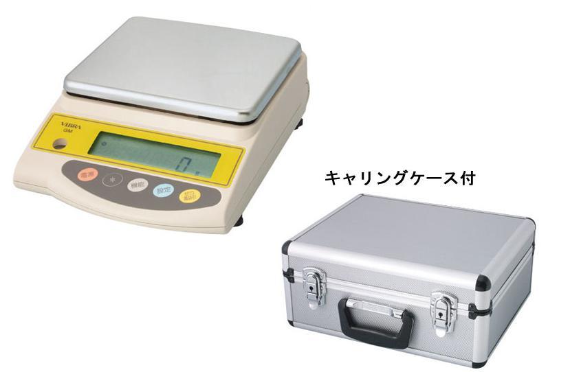 100%正規品 【送料無料】砂置換法用はかり 電子天秤 GM-12K:安全・サイン8-DIY・工具