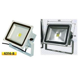 【送料無料】高輝度AC型LED投光器 ACシリウスライト 30W 6316-B