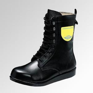 舗装用安全靴 長編上靴 ゴム底タイプ ノサックス HSK207