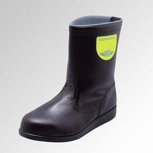 舗装用安全靴 半長靴 ゴム底タイプ ノサックス HSK208