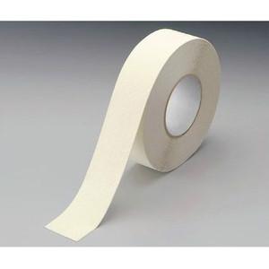 アンチスリップテープ  蓄光タイプ  裏粘着 50mm×18m 863-393A