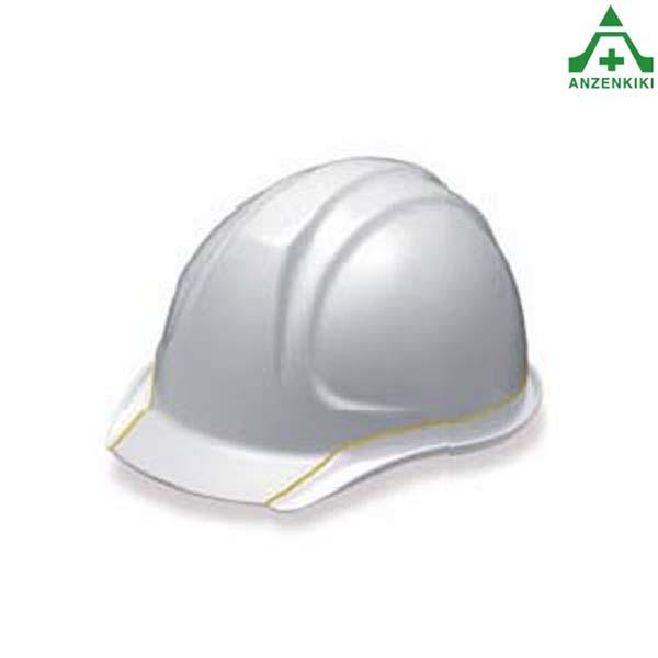 日本カーバイド 全面反射ヘルメット 白色 HDIA01-12 (ライナー付) 20個セット (メーカー直送/代引き決済不可) 保安帽 保護帽 飛来落下用 墜落時保護用 電気 夜間作業 警備員 作業員