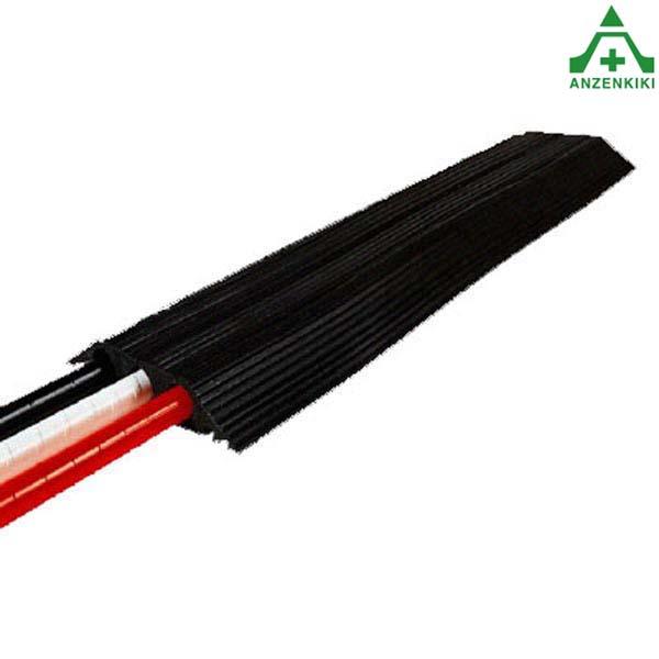 387-62 キャップタイヤプロテクター (メーカー直送/代引き決済不可) ケーブルプロテクター 配線保護マット