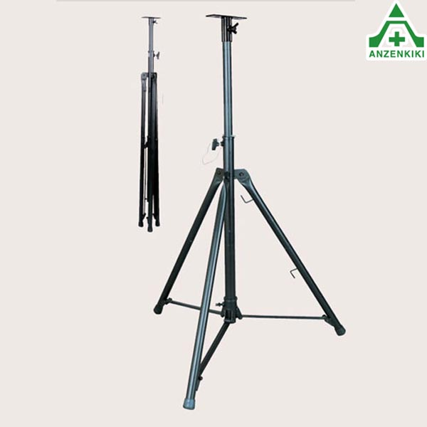 日動工業 照明用三脚 S-03 (ハイパー三脚) (メーカー直送/代引き決済不可) LEDレッドスター NICHIDO