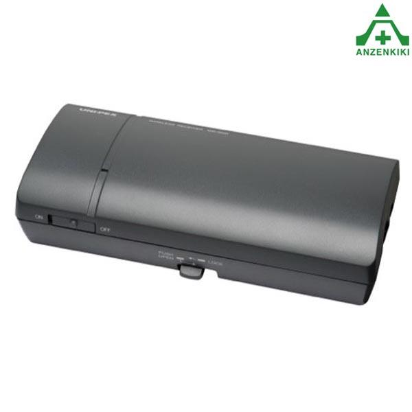 UNI-PEX ワイヤレス受信機 WR-3000 (メーカー直送/代引き決済不可) ユニペックス UNIPEX 日本電音 300MHz帯 単3 乾電池 車載 バッテリー