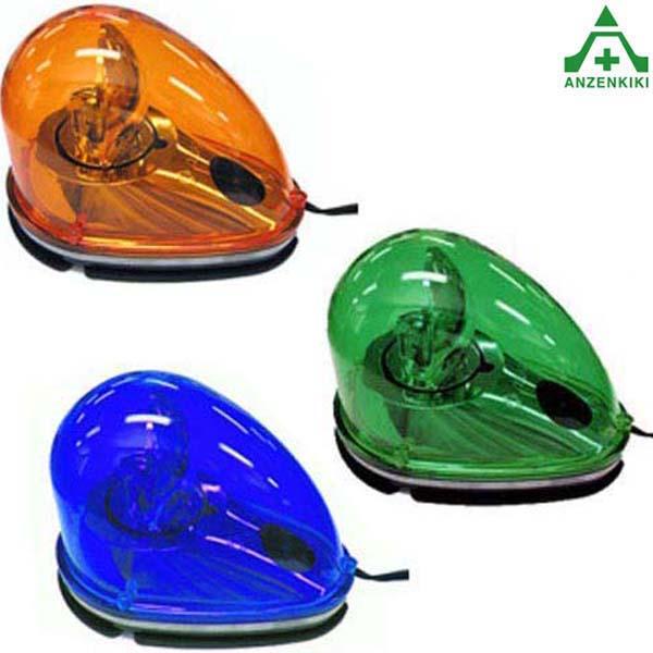 LEDマグネット回転灯 SKM-PHL 流線型 12V・24V兼用