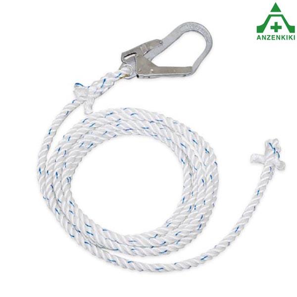 ツヨロン 母線ロープ (昇降移動用親綱) L-150 (メーカー直送/代引き決済不可) 藤井電工 78ロリップ用 SS21ロリップ用 単管用