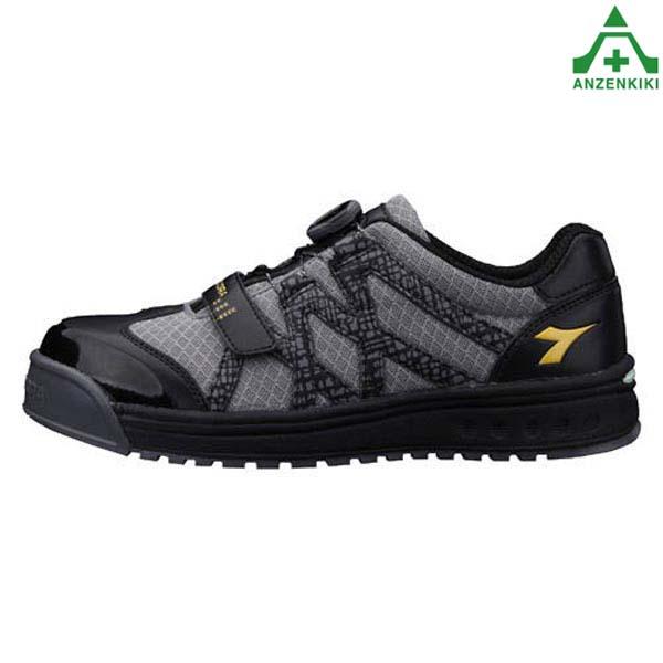 ドンケル 安全靴 ディアドラ ピピット PP-228 (24.5~29.0cm EEE) グレー (メーカー直送/代引き決済不可) JSAA A種 樹脂先芯 作業靴 ワークシューズ 男女兼用
