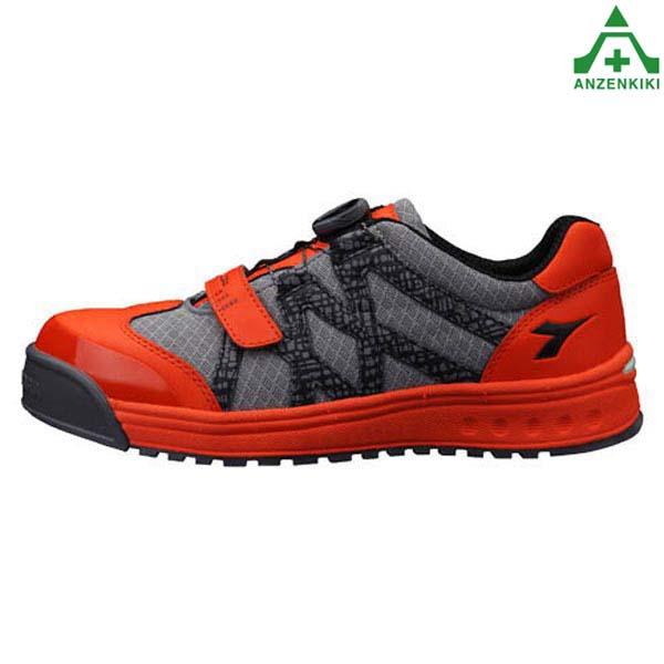 ドンケル 安全靴 ディアドラ ピピット PP-728 (24.5~29.0cm EEE) オレンジ (メーカー直送/代引き決済不可) JSAA A種 樹脂先芯 作業靴 ワークシューズ 男女兼用