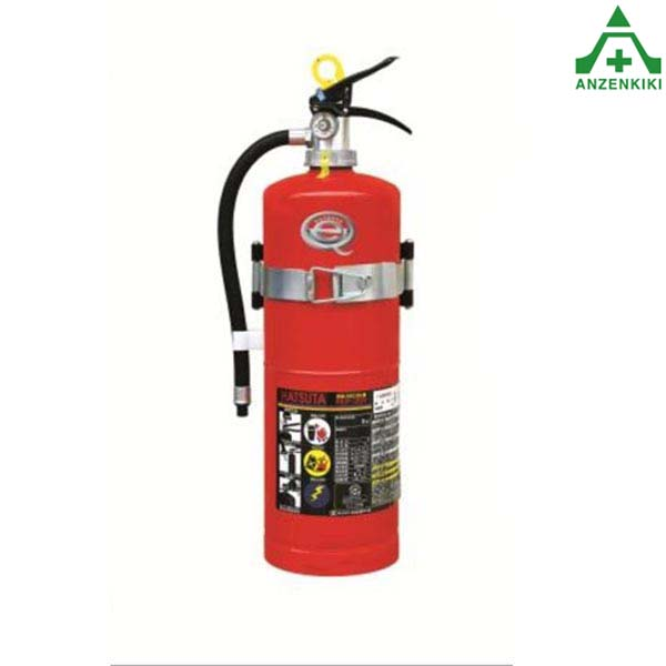 初田製作所 PEP-20V バーストレス 消火器 蓄圧式 (スチール) リサイクルシール付 (メーカー直送/代引き決済不可) HATSUTA 自動車用 エコマーク認定品