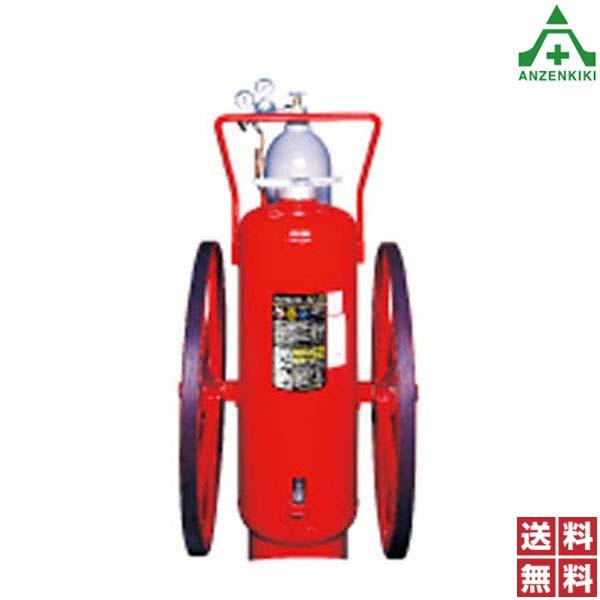 CSP-200 バーストレス消火器 蓄圧式(スチール) リサイクルシール付  ■メーカー直送につき代引き不可■