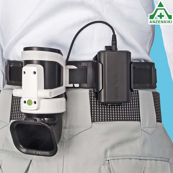 HO-1737 風雅ボディフルセット 送風機 ベルト装着 熱中症予防 工事現場 熱中症対策 作業員