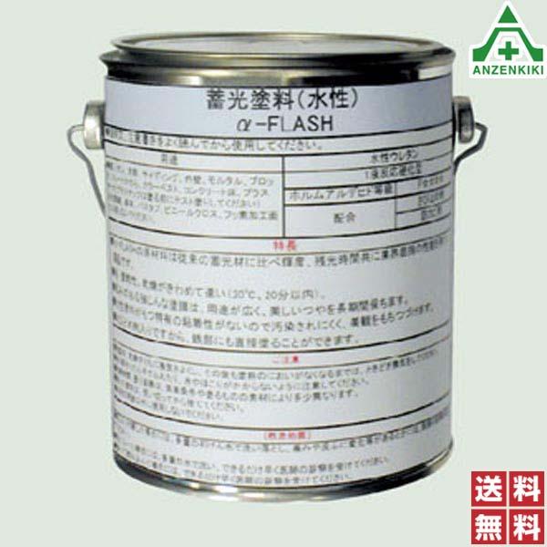 高輝度蓄光塗料 AFSU700   ■メーカー直送につき代引き不可■