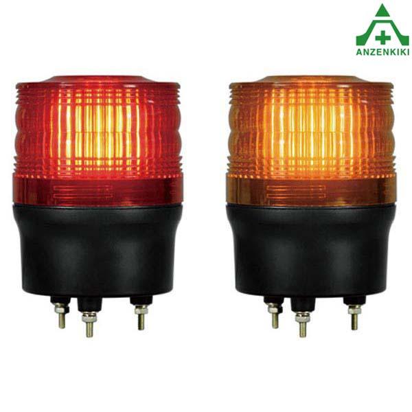 LED回転灯90 AC100V (メーカー直送/代引き決済不可) 882-981RE 882-981YE 車載回転灯 パトライト 車外回転灯 表示灯 車外灯 マーカーランプ 警告灯