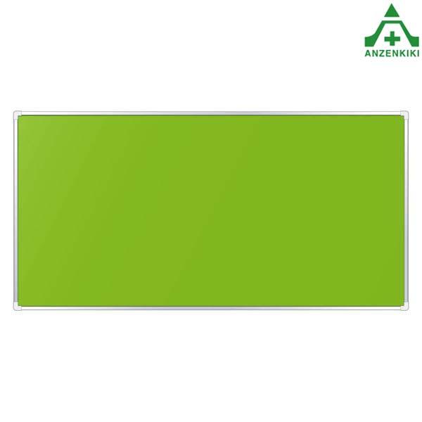 303-02 法令許可表 表示板 ベース板のみ グリーン (900×1800mm) (メーカー直送/代引き決済不可) 注意看板 お願い看板 標識 工事現場 許可表 工事開始用品 法定表示板用ベース