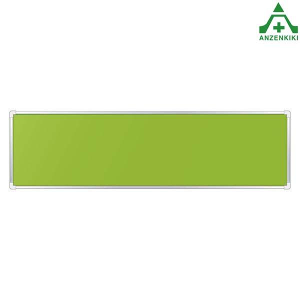 303-12 法令許可表 表示板 ベース板のみ グリーン (450×1630mm) (メーカー直送/代引き決済不可) 注意看板 お願い看板 標識 工事現場 許可表 工事開始用品 法定表示板用ベース
