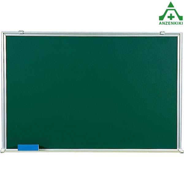 373-80 スチールグリーンボード 900×1200mm (メーカー直送/代引き決済不可)黒板 無地板 無地黒板 掲示板
