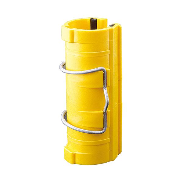 パッチンクリップ48.6mm用〔黄色〕120個入