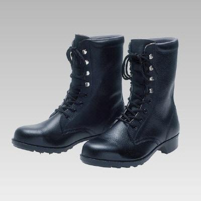 ユニット 378-03-9 安全靴(長編靴) 27cm