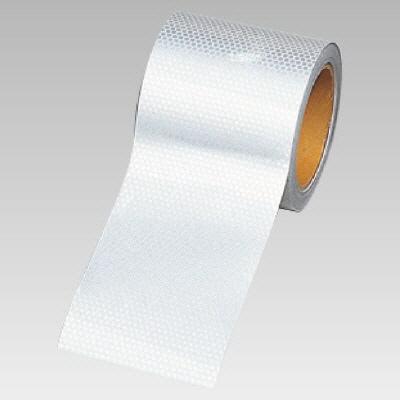 ユニット 374-78 高輝度テープ(白)90幅×10m