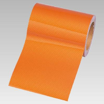 ユニット 374-82 高輝度テープ(オレンジ)150×10m