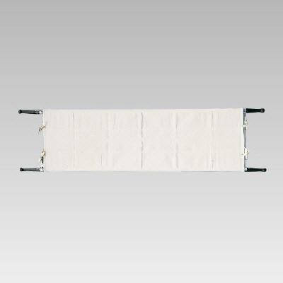 ユニット 376-72 担架 スチール製 綿帆布