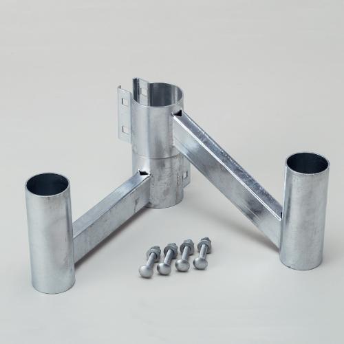 ユニット 384-98 二面鏡用金具のみ89.1φ用