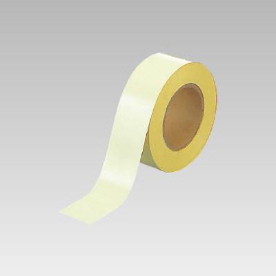 ユニット 863-22 蓄光ユニテープ うすい黄緑