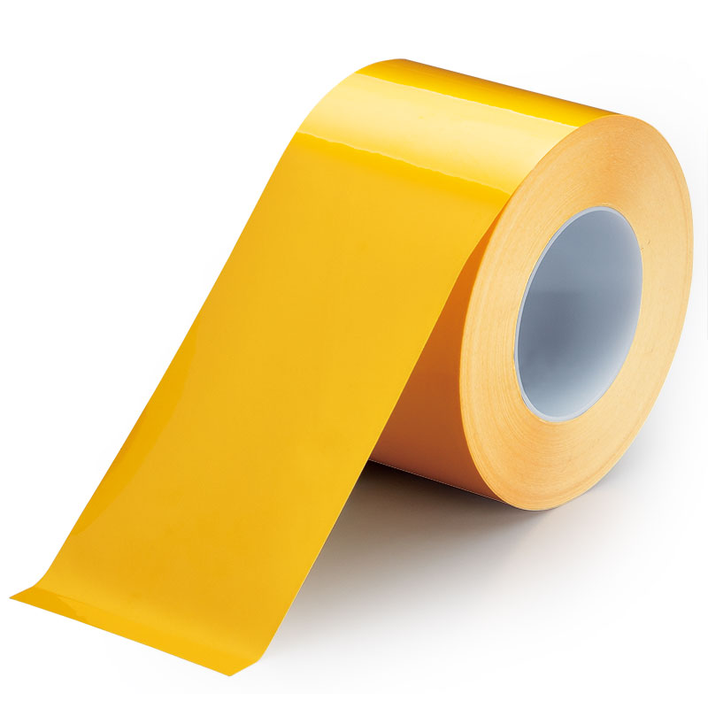 ユニット 863-655 ユニフィットテープ(黄)100×20M
