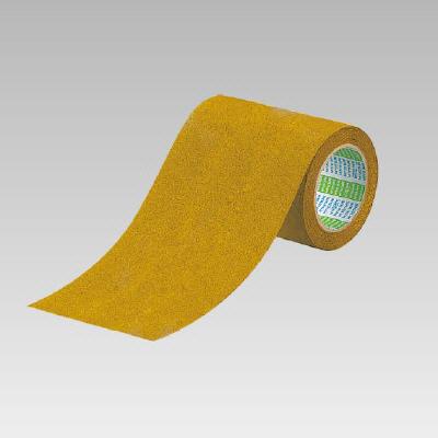 ユニット 864-14 すべり止めテープ(黄)150巾×5M