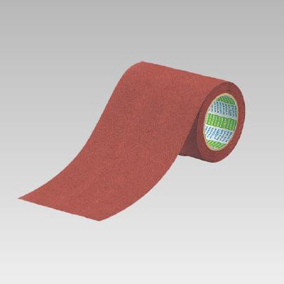 ユニット 864-15 すべり止めテープ(茶)150巾×5M