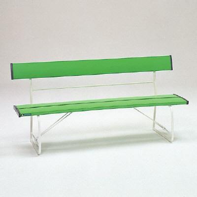 ユニット 878-03 ベンチ(緑)