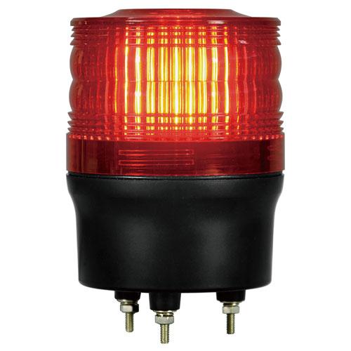 ユニット 882-981RE LED回転灯 90赤 100V