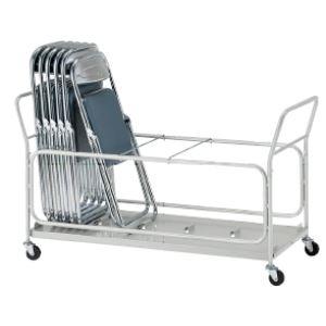 折りたたみ椅子 折イス専用台車 【地域限定送料無料】/SE-SCW-30L