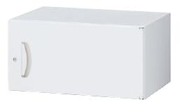 上置書庫 片開き W600×D450×H300mm 【地域限定送料無料】/SE-RW45-03H60