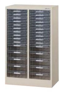 パステルケース A4 浅型10段 深型5段×2列 高さ880mm /TO-CFA4-25210C