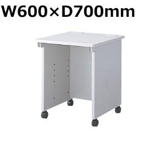 送料無料 新品 国産 新品■送料無料■ W600×D700mm TO-PSX-67N システムOAデスク 数量は多
