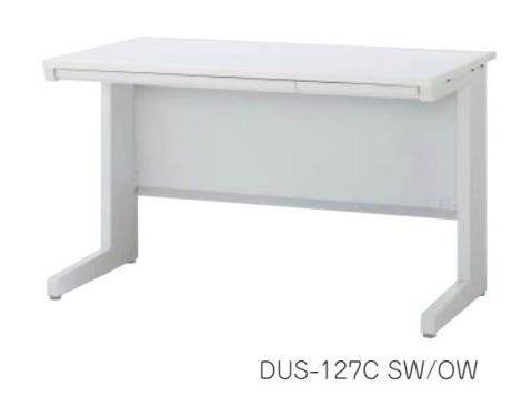 デュエナ 平机 デスク Sタイプ L 型脚 引出し付き W1600×D700×H720mm /TO-DUS-167C □/□