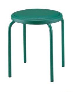 丸椅子/スツール【6脚セット】 /TO-R-660BN
