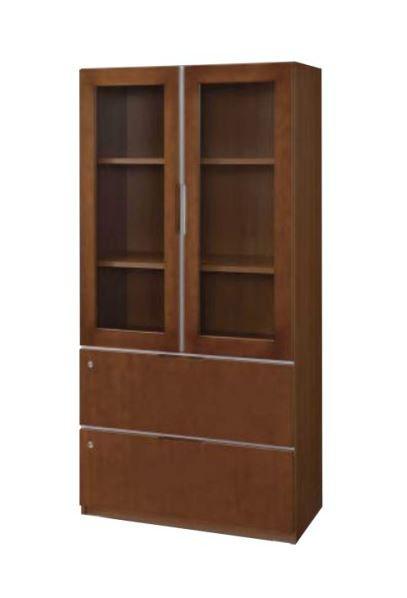 木製ガラス書棚 VP39 棚板2枚 /TO-VP39-BSD